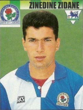 Zidane blackburn