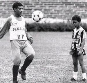 Ronaldinho fratello