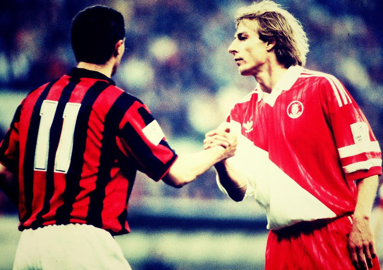 Massaro e Klinssman