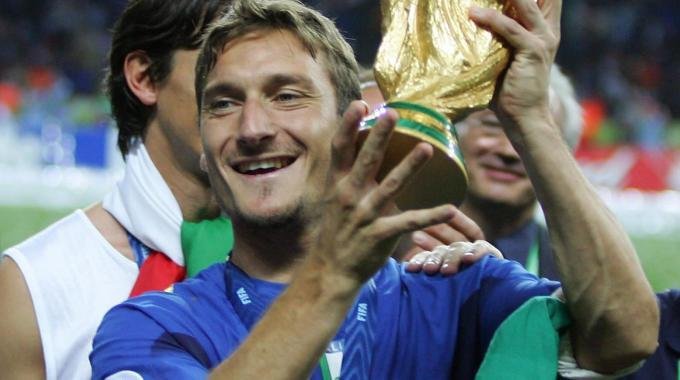Totti Campione del Mondo