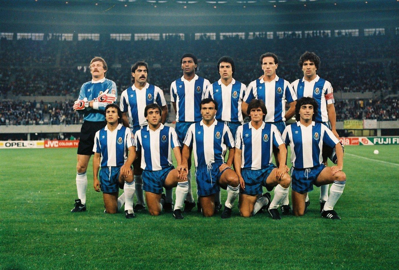 Porto 1987, finale di Coppa dei Campioni